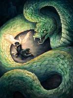 The Chamber of Secrets by jenhuggybear