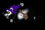 Custom gacha ferret