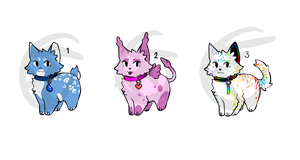OTA kitties PENDING