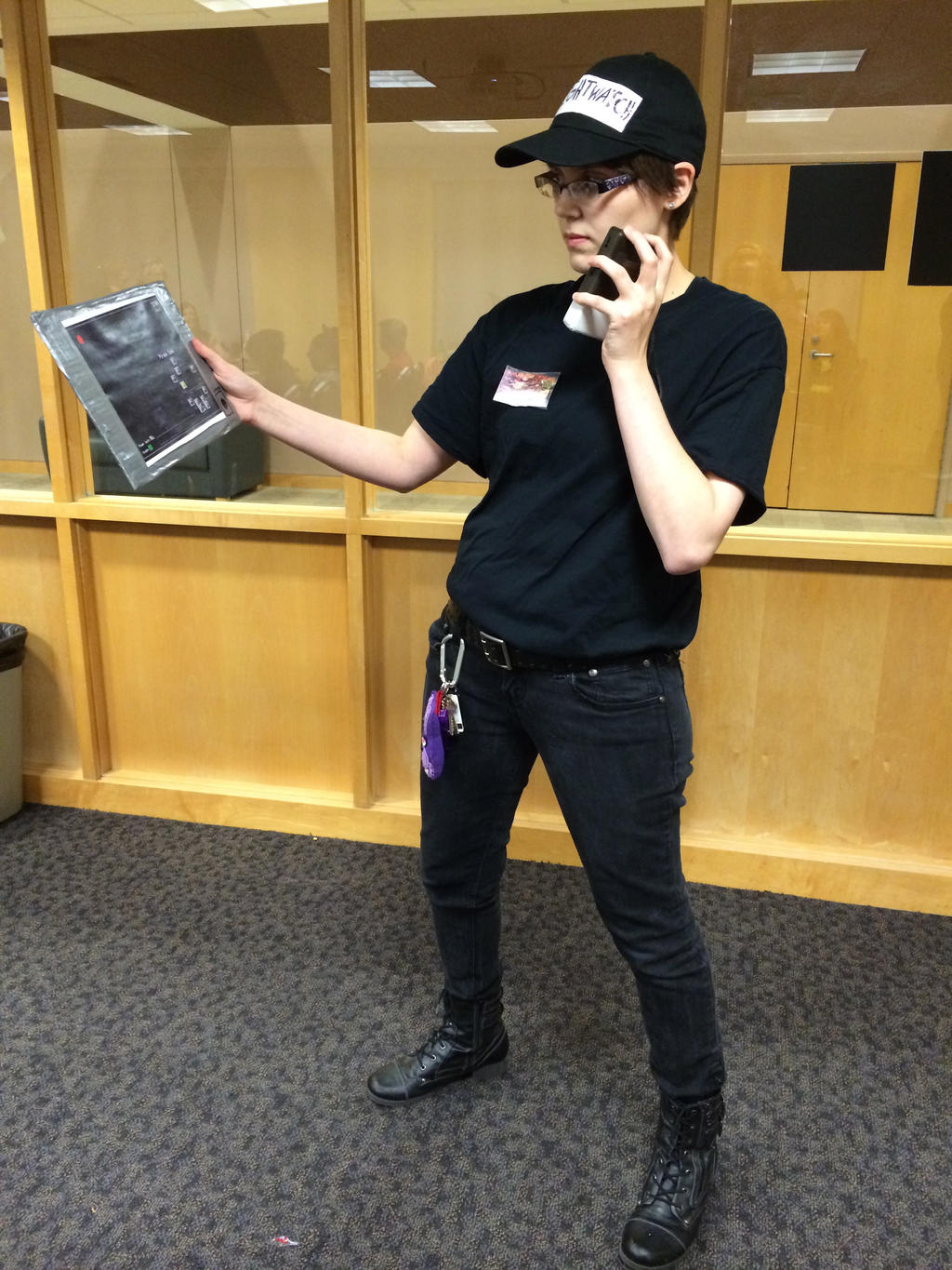 ... Halloween 2014 costume Mike the Security Guard by Lime-Green-Transport & Halloween 2014 costume: Mike the Security Guard by Lime-Green ...