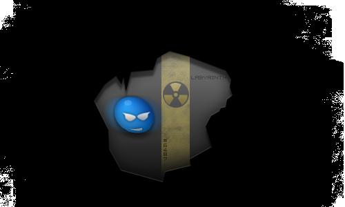 Nuclear lab by L4byrinth