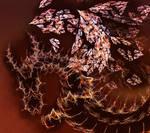 dragon fractal by shugo-89
