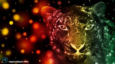 reggea lion by shugo-89