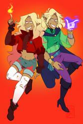 the taaco twins