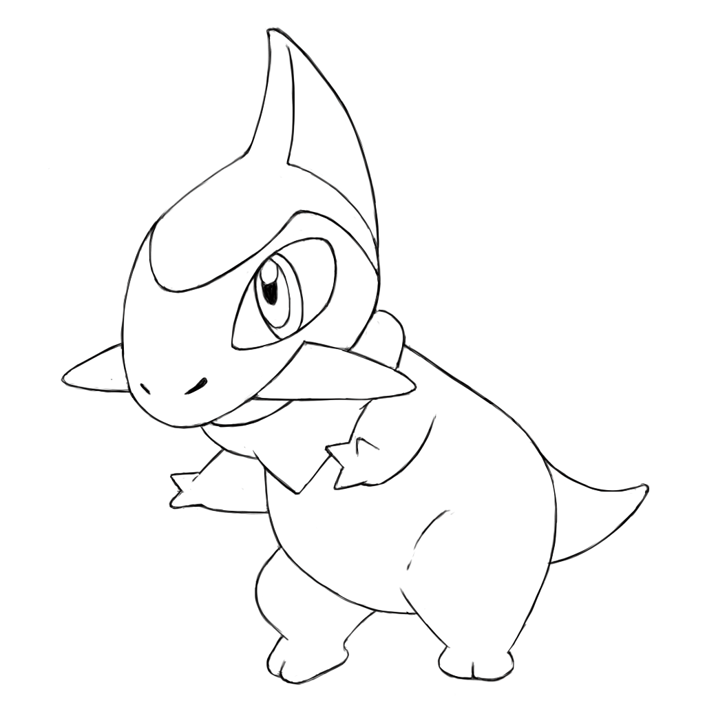 fraxure coloring pages - photo#12