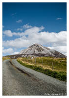 Mount Errigal by Dave-D