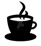 Coffee and Crepes Logo