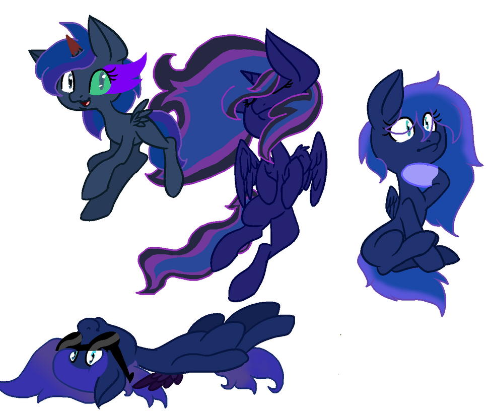 Next gen twilight line by pencillspark on deviantart - Luna Kids By Junetheicecat