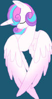 My Version Of Older Flurry Heart by junetheicecat