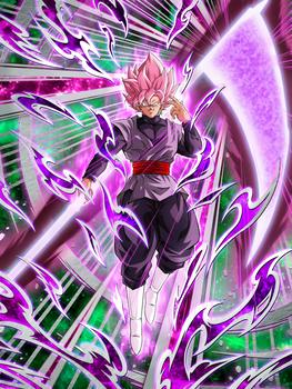 Super Saiyan Rose Goku Black - Dokkan Battle TUR