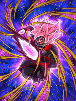 UR Time Breaker Super Saiyan Rose Goku Black