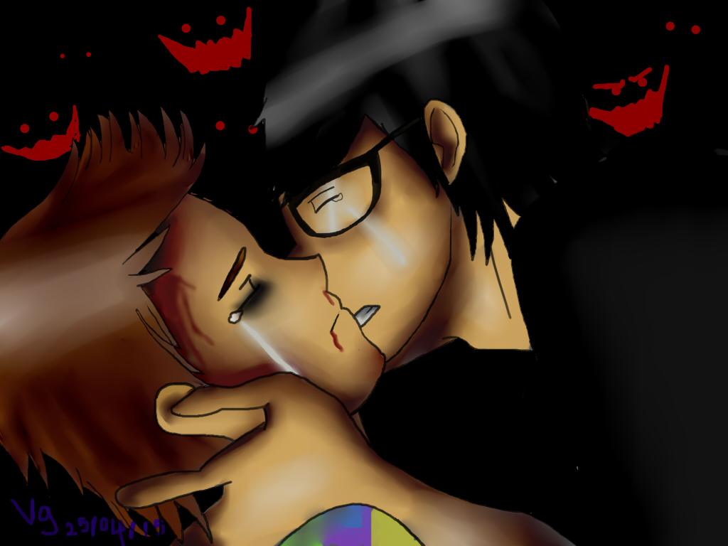 La Muerte De El Rubius by Freddygirl17