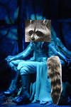 The Raccoon Queen by SilberKugel72