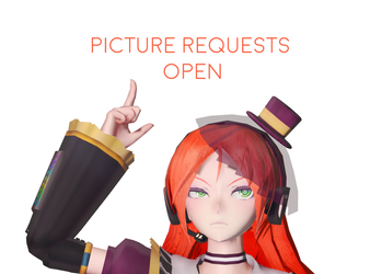 Picture Requests { H O L D } by PeachMilk3D