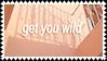 peach aesthetic stamp 8 by PeachMilk3D
