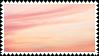 peach aesthetic stamp 7 by PeachMilk3D