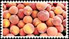 peach aesthetic stamp 6 by PeachMilk3D