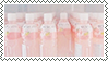 peach aesthetic stamp 5 by PeachMilk3D