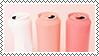 peach aesthetic stamp 4 by PeachMilk3D