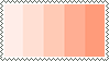peach aesthetic stamp 1 by PeachMilk3D