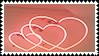 peach aesthetic stamp 3 by PeachMilk3D