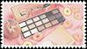 peach aesthetic stamp 2 by PeachMilk3D