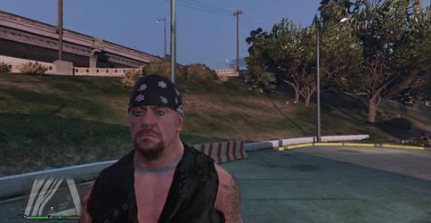 Undertaker 2020 GTA V by GTPunk