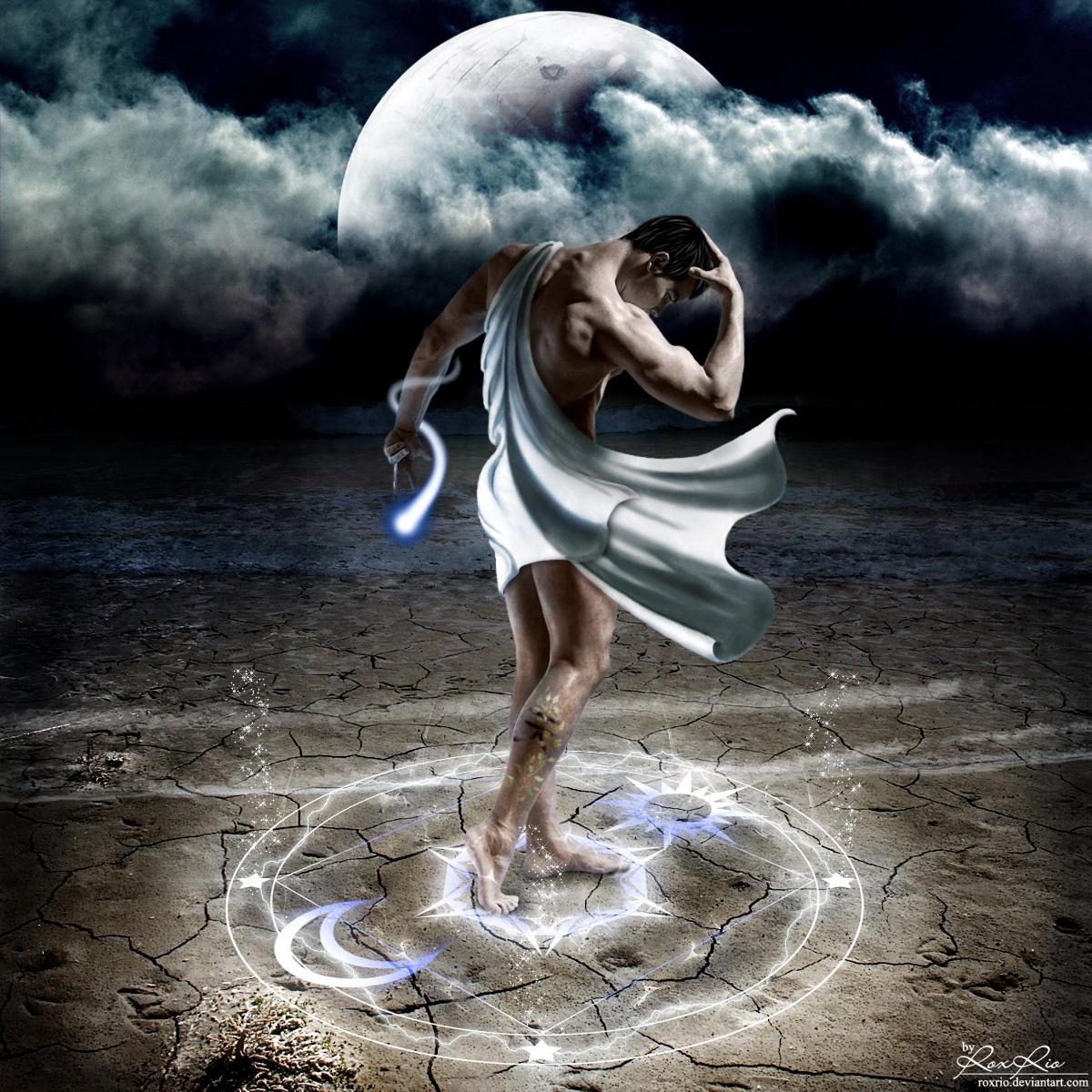 Moon Dancer by RoxRio