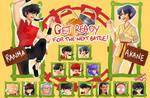 Ranma 1/2 : FIGHT !