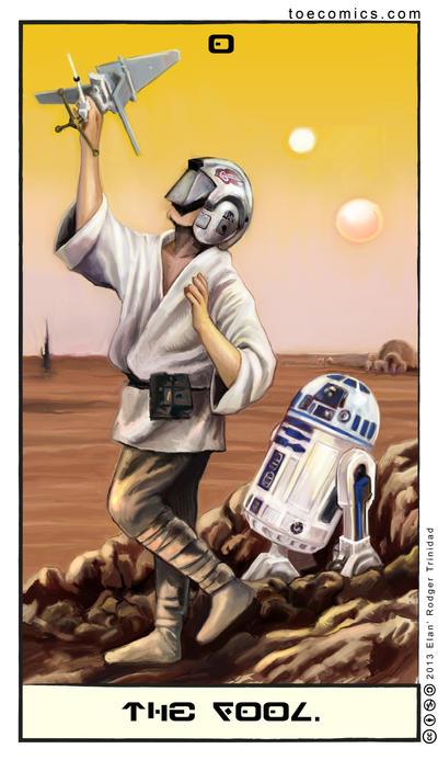 SW Tarot: The Fool