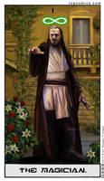 SW Tarot: The Magician