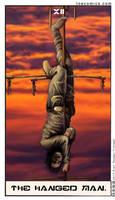 SW Tarot: The Hanged Man
