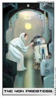 Star Wars Tarot: The High Priestess