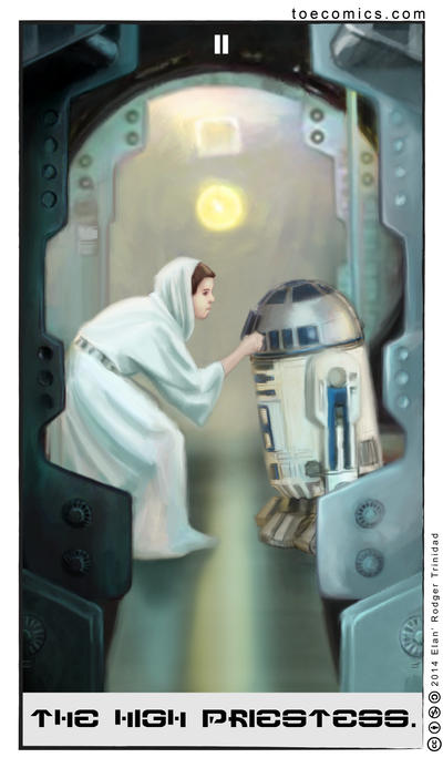 Why are Some Fans So Fixated on Rey Skywalker? - Page 8 Star_wars_tarot__the_high_priestess_by_theory_of_everything-d79zr4m