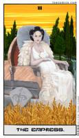 Star Wars Tarot: The Empress