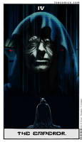 Star Wars Tarot: The Emperor