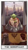 Star Wars Tarot: The Hierophant