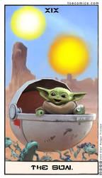 Star Wars Tarot: The Sun