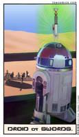 Star Wars Tarot: The Droid of Swords