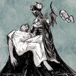 Corona-chan: Maiden of Malady and Misinformation 2