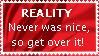 REALITY by NerdyWitchoftheWeb
