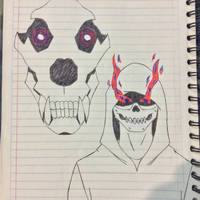 If I was an Undertale character by TheProxyNightcrawler