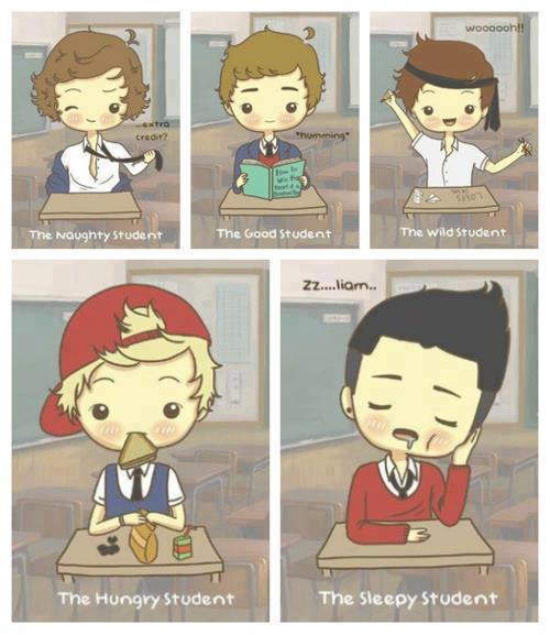 1D Students... :) by 1Dzaynharry