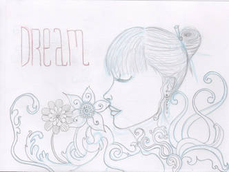 Dream... ( WIP ) by Hath0r