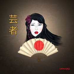 The last geisha by Hath0r