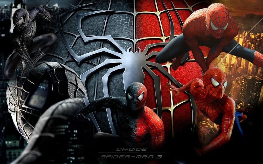 spiderman 3 desktop by joelgafford on deviantart