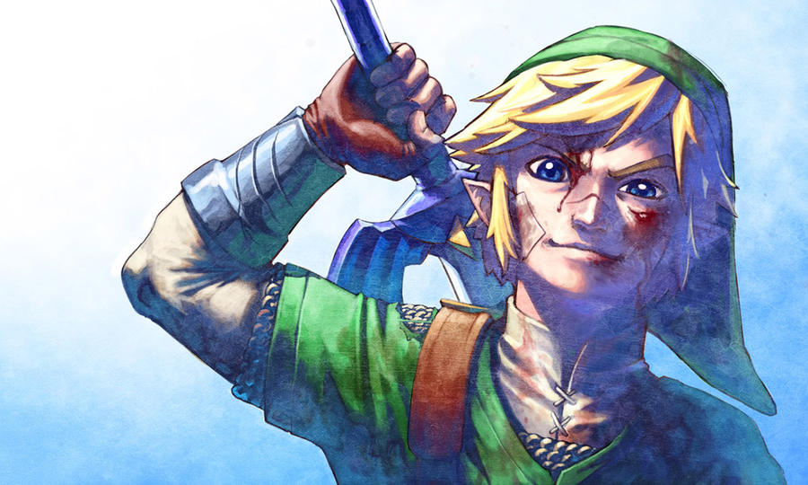 Link by Fernosaur
