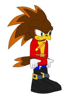 Arrow the Eagle Character builder portrait