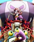 Shantae: Half-Genie Hero RISKY BOOTS ATTACK