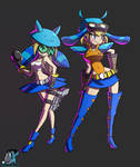 Shantae: Half-Genie Hero |Twitch and Vinegar